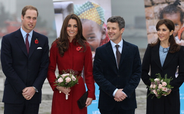 Crown Prince「The Duke And Duchess Of Cambridge Visit A Unicef Facility In Denmark」:写真・画像(12)[壁紙.com]