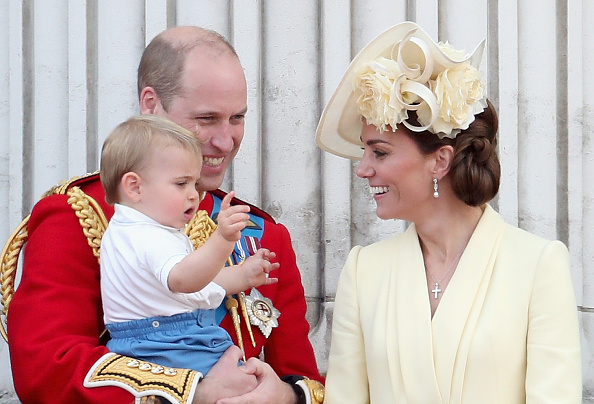 Prince - Royal Person「Trooping The Colour 2019」:写真・画像(0)[壁紙.com]