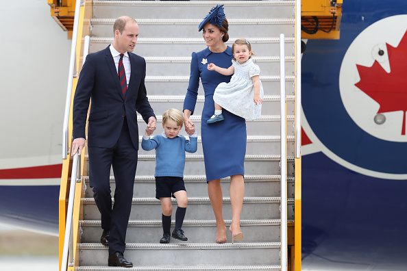 Family「2016 Royal Tour To Canada Of The Duke And Duchess Of Cambridge - Victoria, British Columbia」:写真・画像(13)[壁紙.com]