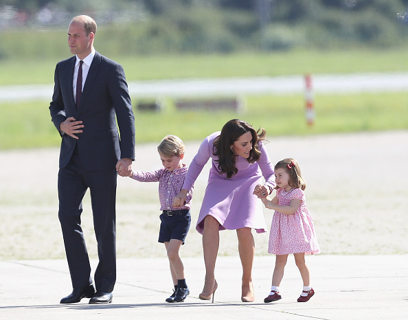 Visit「The Duke And Duchess Of Cambridge Visit Germany - Day 3」:写真・画像(19)[壁紙.com]