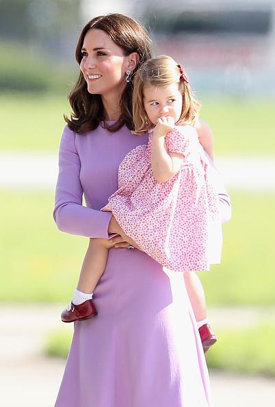 Princess Charlotte of Cambridge「The Duke And Duchess Of Cambridge Visit Germany - Day 3」:写真・画像(16)[壁紙.com]