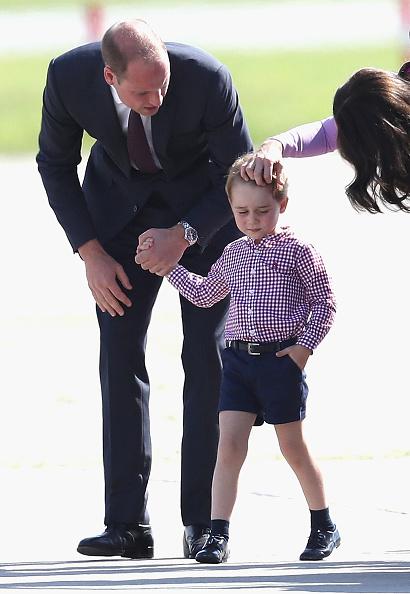Visit「The Duke And Duchess Of Cambridge Visit Germany - Day 3」:写真・画像(17)[壁紙.com]