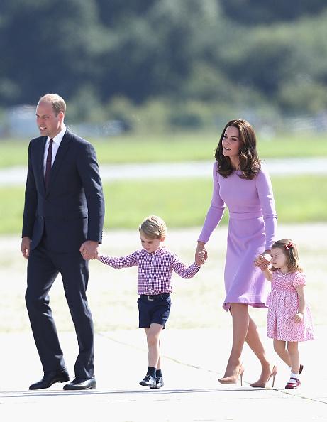 Visit「The Duke And Duchess Of Cambridge Visit Germany - Day 3」:写真・画像(14)[壁紙.com]