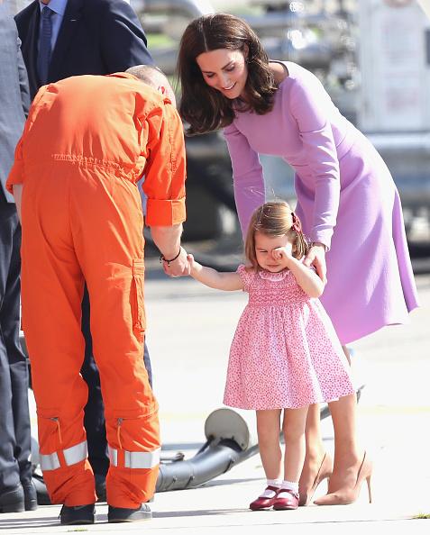 Hamburg - Germany「The Duke And Duchess Of Cambridge Visit Germany - Day 3」:写真・画像(13)[壁紙.com]