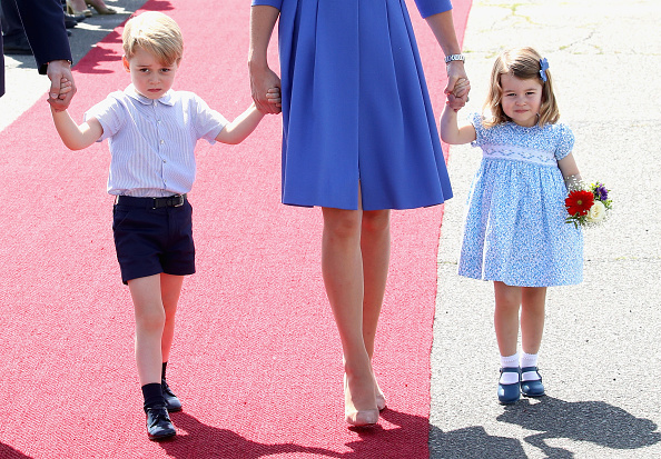 Prince - Royal Person「The Duke And Duchess Of Cambridge Visit Germany - Day 1」:写真・画像(2)[壁紙.com]