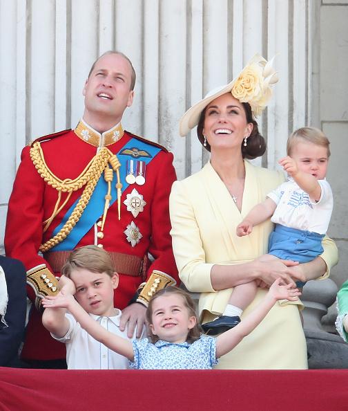 Prince Louis of Cambridge「Trooping The Colour 2019」:写真・画像(15)[壁紙.com]