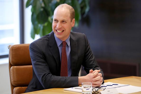 1人「The Duke Of Cambridge Introduces New Workplace Mental Health Initiatives」:写真・画像(16)[壁紙.com]