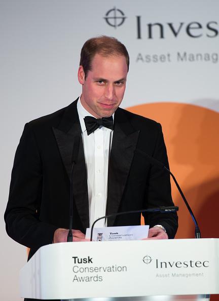 上半身「The Duke Of Cambridge Attends The Tusk Conservation Awards」:写真・画像(7)[壁紙.com]