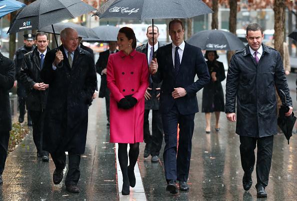 ニューヨーク市「The Duke And Duchess Of Cambridge Visit The National September 11 Memorial Museum」:写真・画像(8)[壁紙.com]