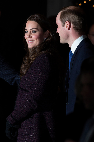 William D「The Duke And Duchess Of Cambridge Arrive In New York」:写真・画像(5)[壁紙.com]