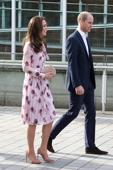 対面「The Duke & Duchess Of Cambridge And Prince Harry Celebrate World Mental Health Day At The London Eye With Heads Together」:写真・画像(13)[壁紙.com]