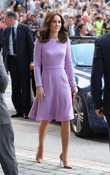 Hamburg - Germany「The Duke And Duchess Of Cambridge Visit Germany - Day 3」:写真・画像(3)[壁紙.com]