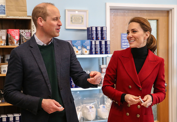 William S「The Duke And Duchess Of Cambridge Visit North Wales」:写真・画像(8)[壁紙.com]