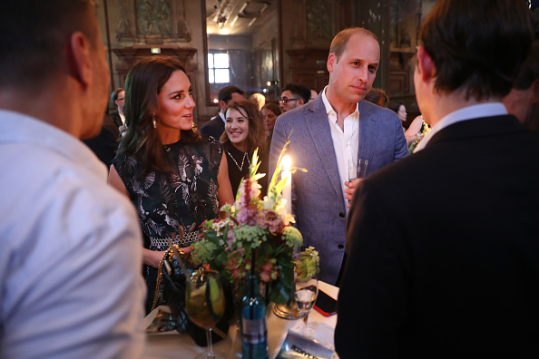 Attending「The Duke And Duchess Of Cambridge Visit Germany - Day 2」:写真・画像(9)[壁紙.com]