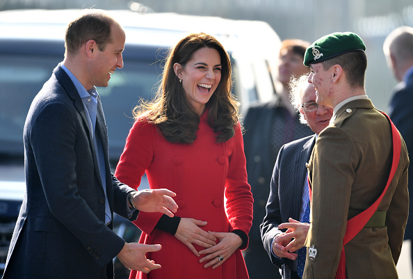 Four People「Duke And Duchess Of Cambridge Visit Northern Ireland - Day One」:写真・画像(17)[壁紙.com]