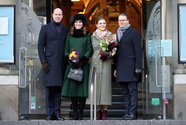 Visit「The Duke And Duchess Of Cambridge Visit Sweden And Norway - Day 1」:写真・画像(3)[壁紙.com]