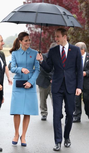 Aerospace Industry「The Duke And Duchess Of Cambridge Tour Australia And New Zealand - Day 4」:写真・画像(5)[壁紙.com]