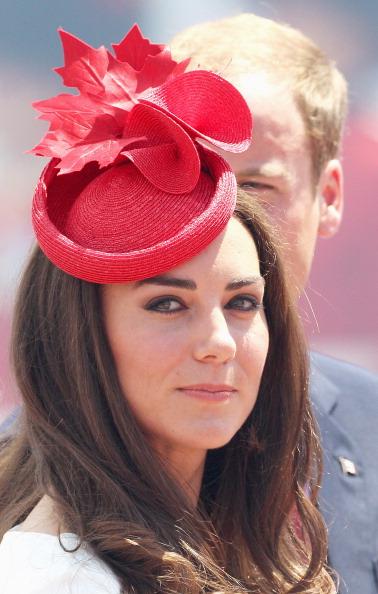 かえでの葉「The Duke And Duchess Of Cambridge Canadian Tour - Day 2」:写真・画像(12)[壁紙.com]