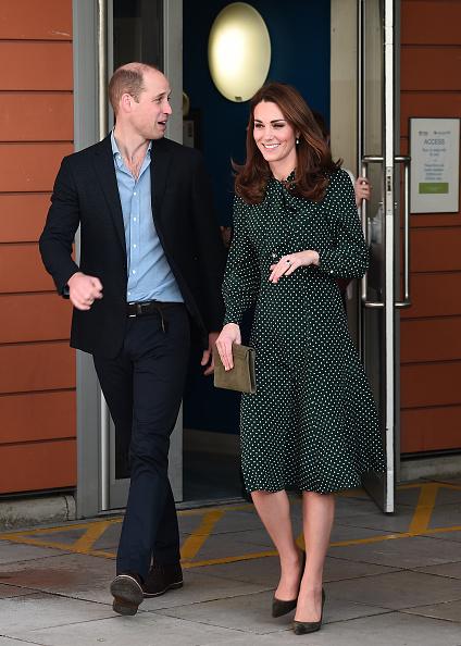 Eamonn M「The Duke & Duchess Of Cambridge Visit Evelina London And The Passage」:写真・画像(1)[壁紙.com]