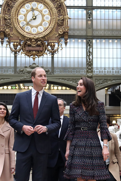 William D「The Duke And Duchess Of Cambridge Visit Paris: Day Two」:写真・画像(3)[壁紙.com]