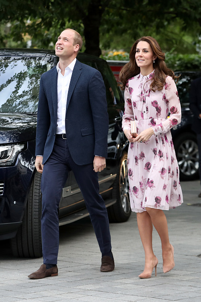 Amusement Park Ride「The Duke & Duchess Of Cambridge And Prince Harry Celebrate World Mental Health Day At The London Eye With Heads Together」:写真・画像(17)[壁紙.com]