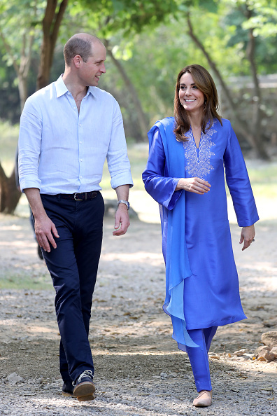 Pakistan「The Duke And Duchess Of Cambridge Visit Islamabad - Day Two」:写真・画像(18)[壁紙.com]