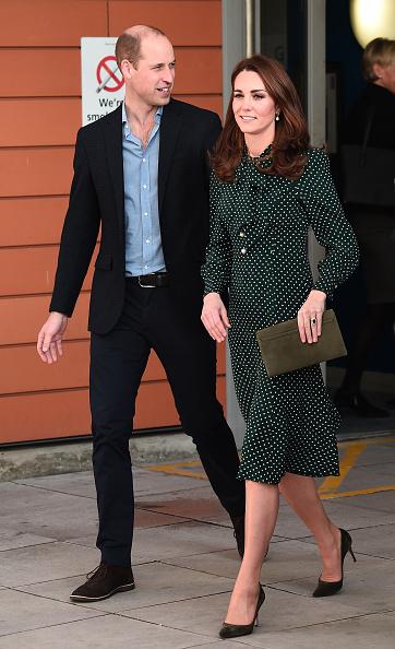 Eamonn M「The Duke & Duchess Of Cambridge Visit Evelina London And The Passage」:写真・画像(3)[壁紙.com]