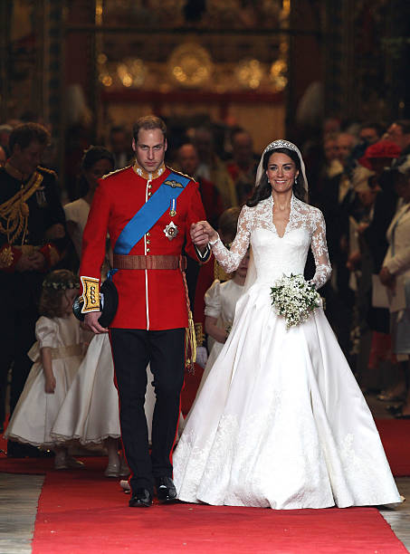 Royal Wedding - Carriage Procession To Buckingham Palace And Departures:ニュース(壁紙.com)