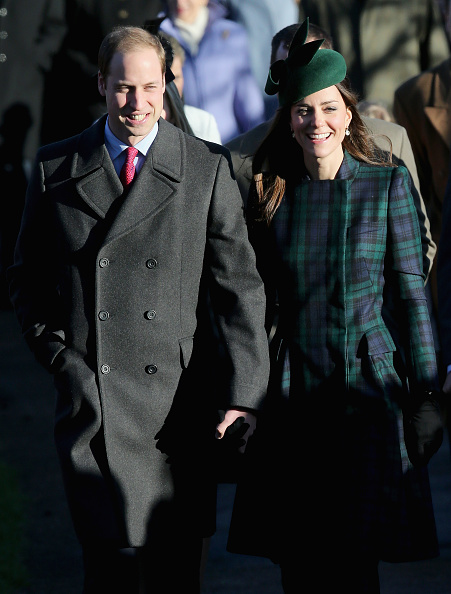 King's Lynn「The Royal Family Attend Christmas Day Service At Sandringham」:写真・画像(4)[壁紙.com]