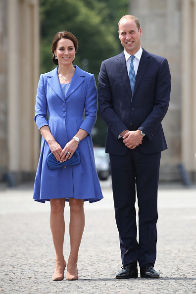Day 1「The Duke And Duchess Of Cambridge Visit Germany - Day 1」:写真・画像(19)[壁紙.com]