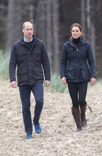 William S「The Duke And Duchess Of Cambridge Visit North Wales」:写真・画像(4)[壁紙.com]