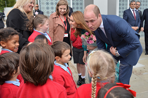 Jeff Spicer「The Duke And Duchess Of Cambridge Visit The Aga Khan Centre」:写真・画像(9)[壁紙.com]