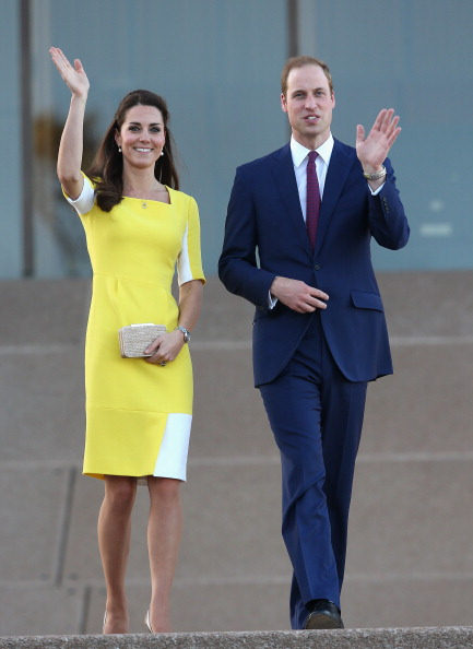 オーストラリア「The Duke And Duchess Of Cambridge Tour Australia And New Zealand - Day 10」:写真・画像(13)[壁紙.com]