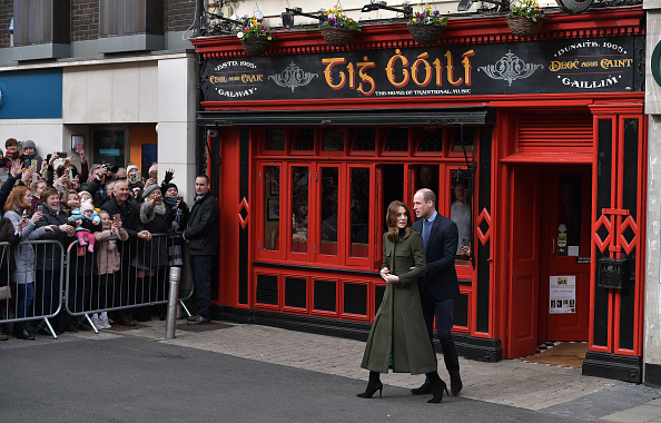 Galway「The Duke And Duchess Of Cambridge Visit Ireland - Day Three」:写真・画像(9)[壁紙.com]