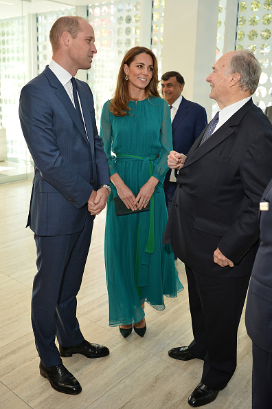 Jeff Spicer「The Duke And Duchess Of Cambridge Visit The Aga Khan Centre」:写真・画像(10)[壁紙.com]