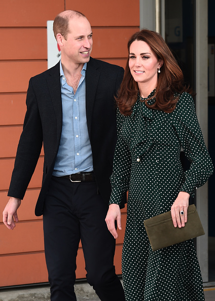 Visit「The Duke & Duchess Of Cambridge Visit Evelina London And The Passage」:写真・画像(18)[壁紙.com]