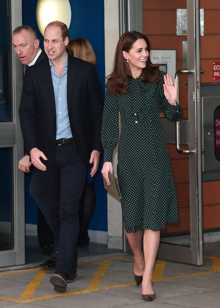 The Duke & Duchess Of Cambridge Visit Evelina London And The Passage:ニュース(壁紙.com)