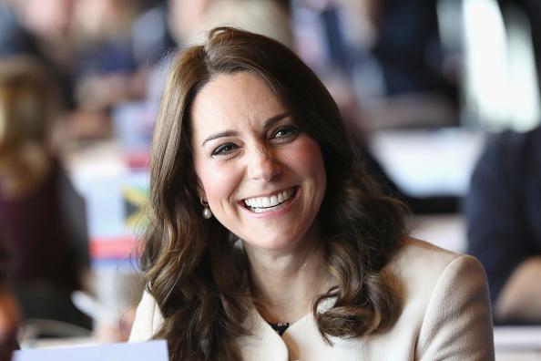 笑顔「The Duke And Duchess of Cambridge Undertake Engagements Celebrating The Commonwealth」:写真・画像(15)[壁紙.com]