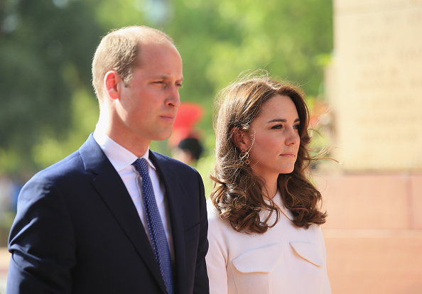 Delhi「The Duke & Duchess Of Cambridge Visit India & Bhutan - Day 2」:写真・画像(13)[壁紙.com]