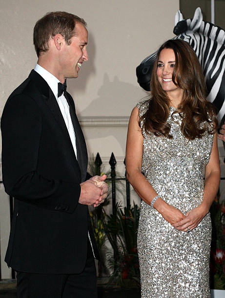 The Duke And Duchess Of Cambridge Attend The Tusk Conservation Awards:ニュース(壁紙.com)