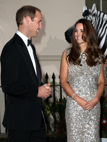 Environmental Conservation「The Duke And Duchess Of Cambridge Attend The Tusk Conservation Awards」:写真・画像(5)[壁紙.com]
