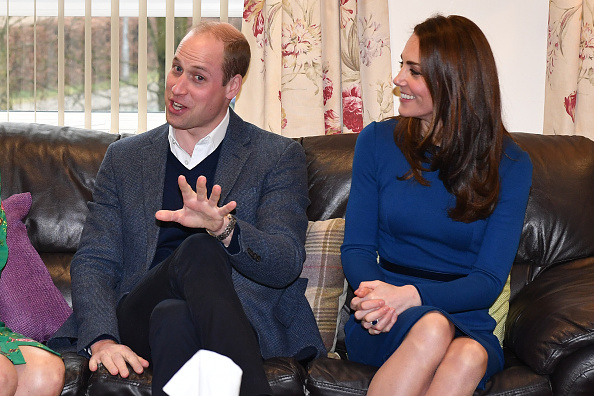William S「Duke And Duchess Of Cambridge Visit Northern Ireland - Day Two」:写真・画像(1)[壁紙.com]