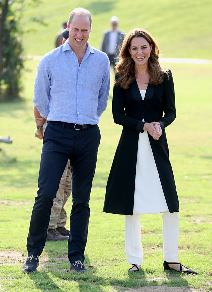 Duchess「The Duke And Duchess Of Cambridge Visit Islamabad And West Pakistan」:写真・画像(10)[壁紙.com]