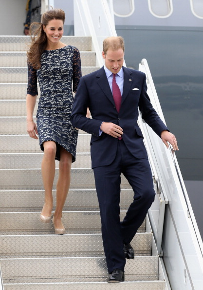 Arrival「The Duke And Duchess Of Cambridge Canadian Tour - Day 1」:写真・画像(7)[壁紙.com]