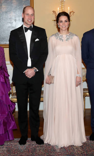 The Duke And Duchess Of Cambridge Visit Sweden And Norway - Day 3:ニュース(壁紙.com)