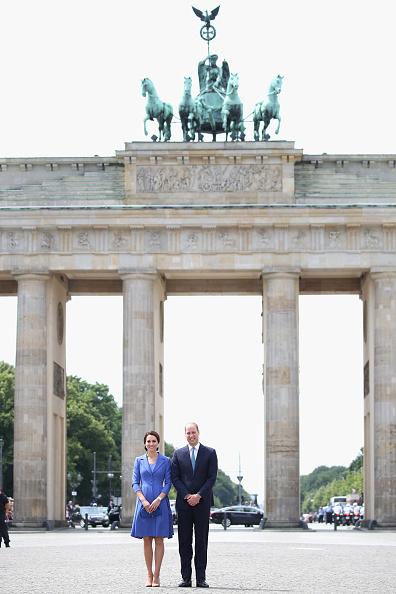 Visit「The Duke And Duchess Of Cambridge Visit Germany - Day 1」:写真・画像(0)[壁紙.com]