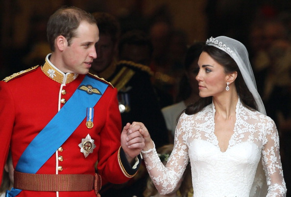 Wedding「Royal Wedding - Carriage Procession To Buckingham Palace And Departures」:写真・画像(4)[壁紙.com]