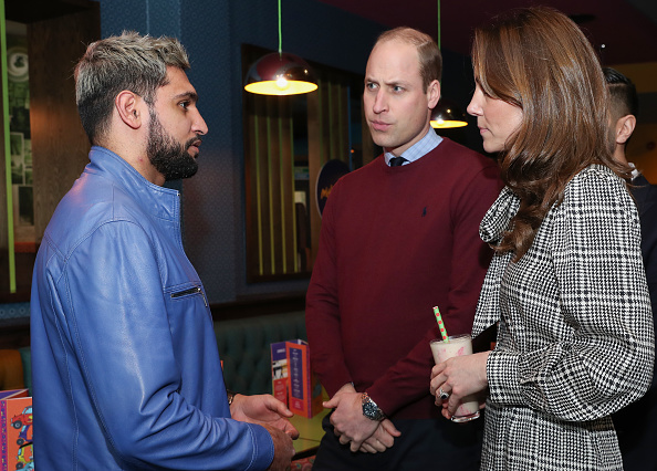 William S「The Duke And Duchess Of Cambridge Visit Bradford」:写真・画像(7)[壁紙.com]