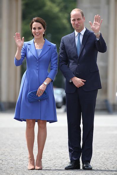 Visit「The Duke And Duchess Of Cambridge Visit Germany - Day 1」:写真・画像(6)[壁紙.com]
