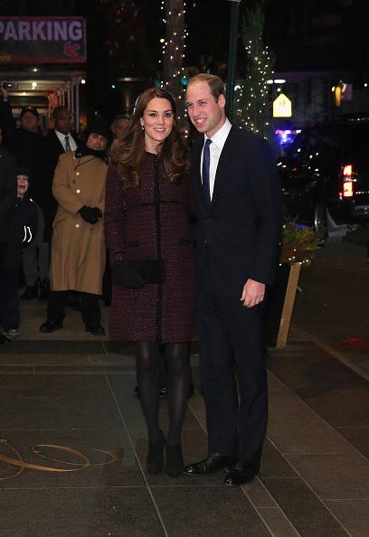 Black Suit「The Duke And Duchess Of Cambridge Arrive In New York」:写真・画像(8)[壁紙.com]